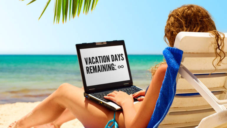 Unlimited Vacation? How Technology Supports Greater Productivity and Work-Life Balance